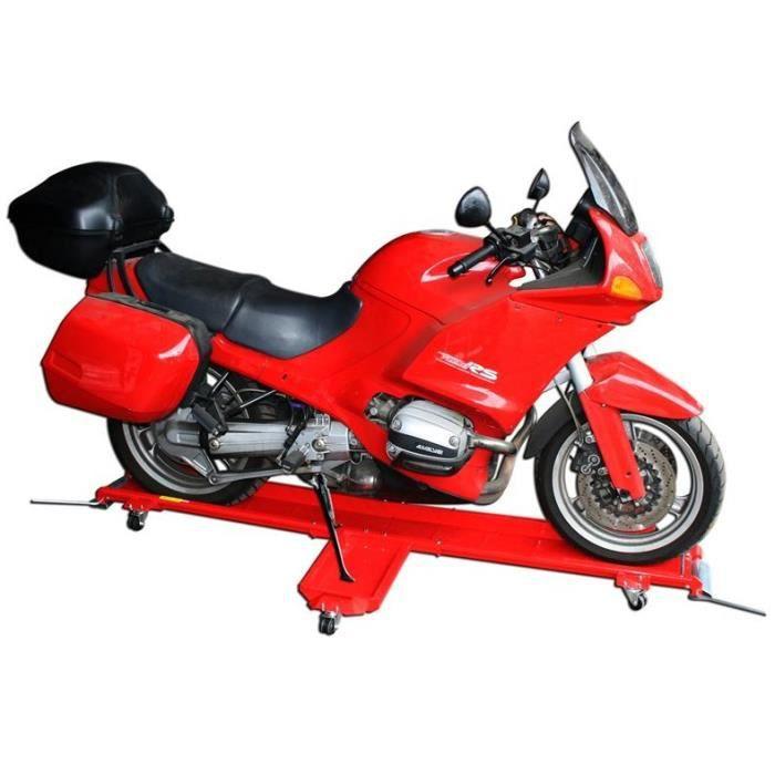 chariot d place moto b quille lat ral 560kg achat vente barre de remorquage chariot d place. Black Bedroom Furniture Sets. Home Design Ideas