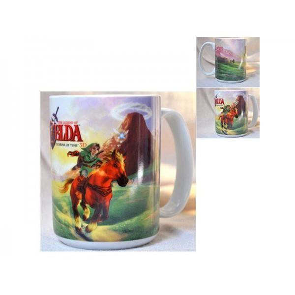 Mug the legend of zelda zelda ocarina of time achat for Achat maison zelda