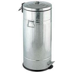 30L Achat / Vente poubelle corbeille WENKO POUBELLE NEW YORK 30L