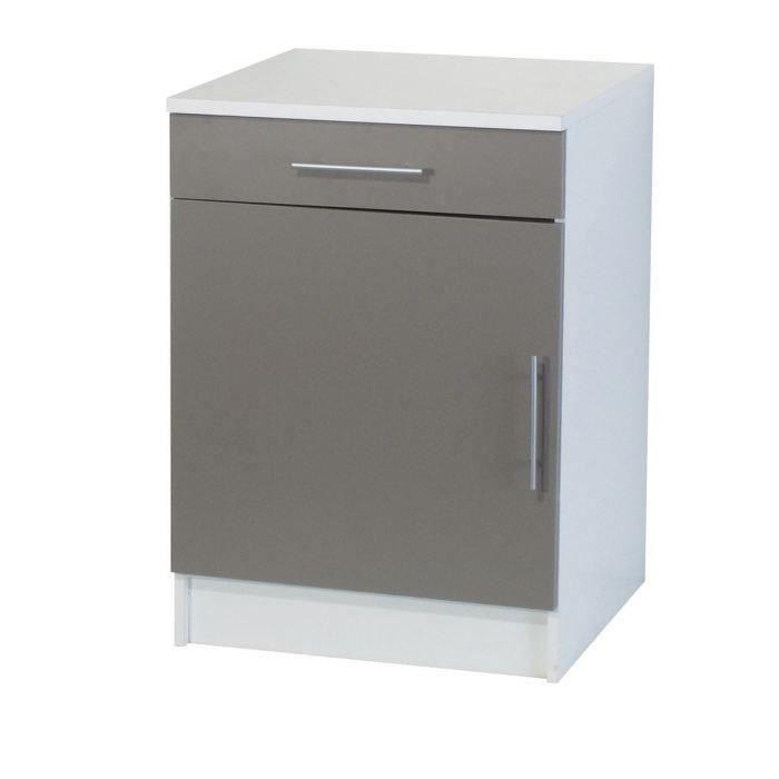 Meuble 40 cm largeur meuble de cuisine aluminium largeur 40 cm quotes - Meuble 60 cm largeur ...