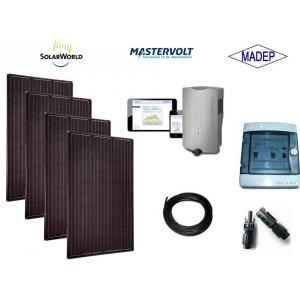 kit solaire 1000w autoconsommation pour reducti achat vente kit photovoltaique kit solaire. Black Bedroom Furniture Sets. Home Design Ideas