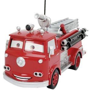 camion de pompier telecommande achat vente jeux et jouets pas chers. Black Bedroom Furniture Sets. Home Design Ideas
