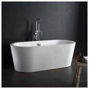Baignoire 200 achat vente baignoire 200 pas cher cdiscount - Baignoire ilot balneo ...