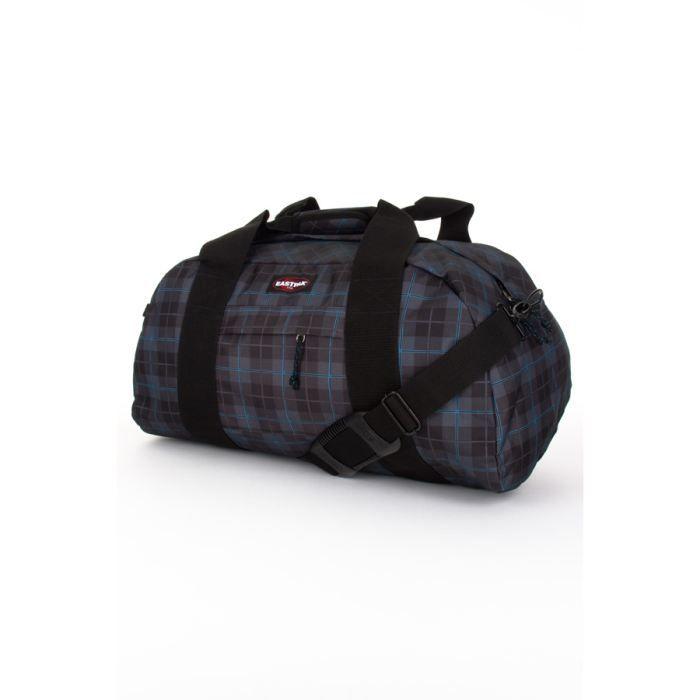 eastpak sac de voyage station unichecks black achat vente valise bagage eastpak sac de. Black Bedroom Furniture Sets. Home Design Ideas