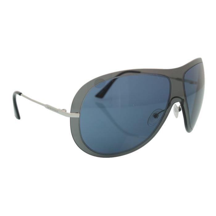 lunettes de soleil emporio armani ea 9720 gris achat vente lunettes de soleil emporio. Black Bedroom Furniture Sets. Home Design Ideas