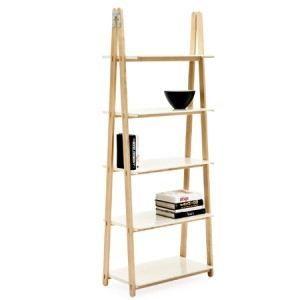 Etag re bois one step up achat vente meuble tag re - Etagere echelle maison du monde ...