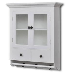 Meuble cuisine petit espace achat vente meuble cuisine - Petit meuble en verre ...