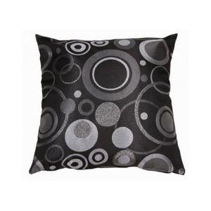 coussin rond gris achat vente coussin rond gris pas. Black Bedroom Furniture Sets. Home Design Ideas