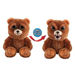 PELUCHE GOLIATH Feisty Pets Ours Brun
