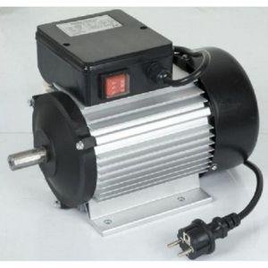 MOTEUR - SOUFFLERIE Moteur électrique monophasé 2 CV - 1500 watts +…