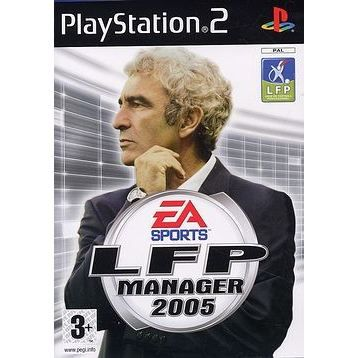 JEUX PS2 LFP MANAGER 2005