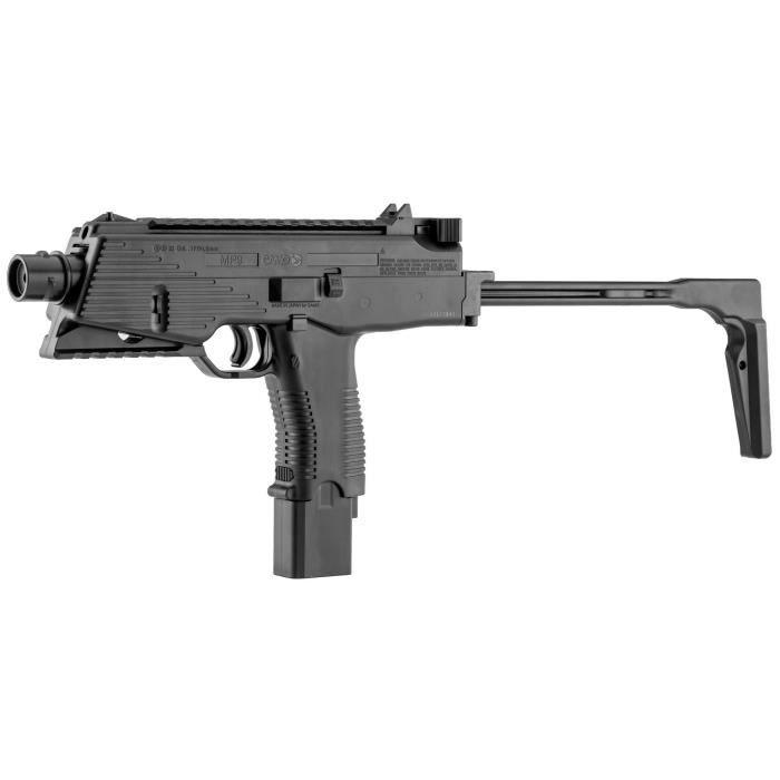 Pistolet mitrailleur mp9 4 5mm co2 billes et plombs prix - Pistolet a eau pas cher ...