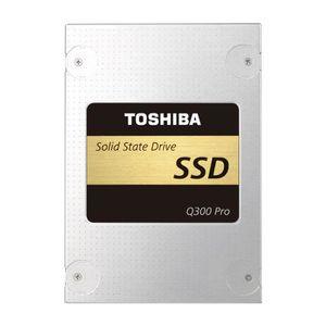 TOSHIBA SSD Q300 Pro - 1024 Go - 2,5'' - SATA