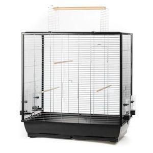 cages habitat oiseaux cage achat vente cages habitat oiseaux cage pas cher cdiscount. Black Bedroom Furniture Sets. Home Design Ideas