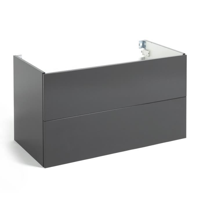Luxy meuble sous vasque de salle de bains 120cm achat vente meuble vasque plan luxy meuble - Meuble salle de bain sous vasque ...