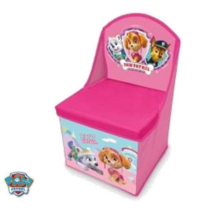 Chaise pliable enfant disney paw patrol pat patrouille - Chaise enfant pliable ...