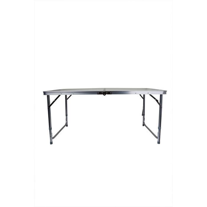 table pliante rectangulaire en r sine prix pas cher. Black Bedroom Furniture Sets. Home Design Ideas