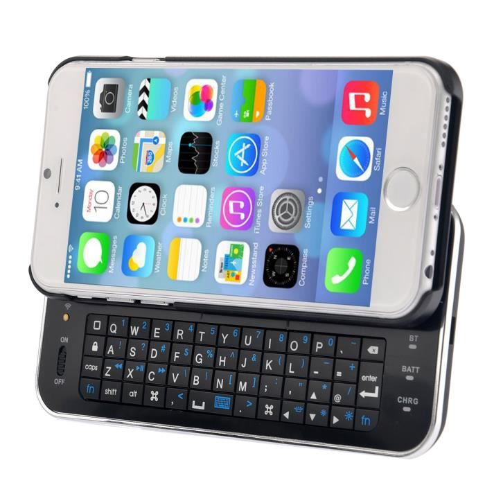 coque clavier iphone 8