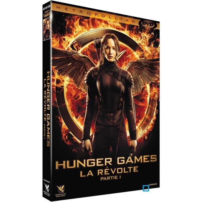 dvd sf fantastique horreur hunger games la revolte partie  f