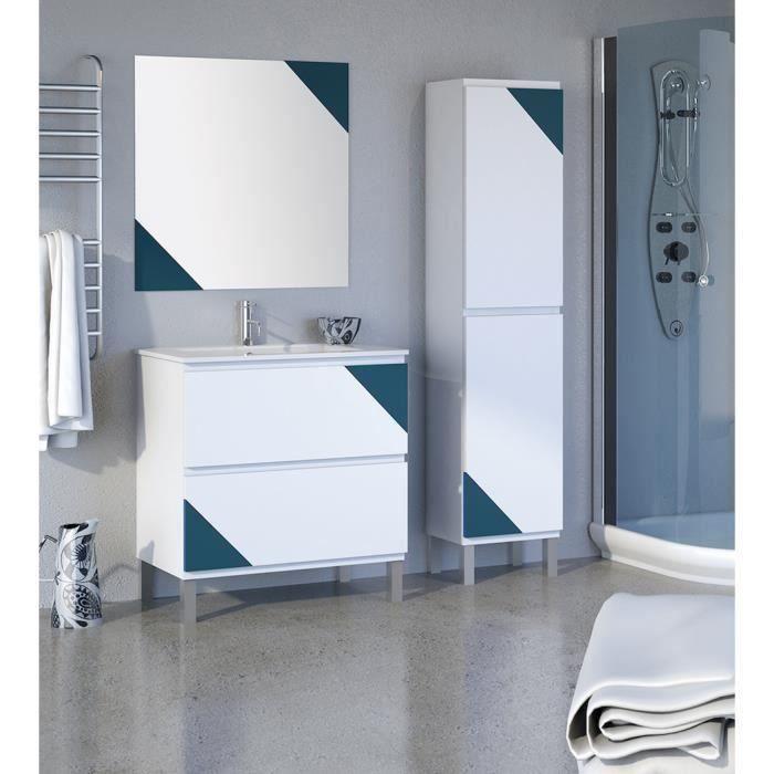 s5020 salle de bains compl te achat vente salle de. Black Bedroom Furniture Sets. Home Design Ideas