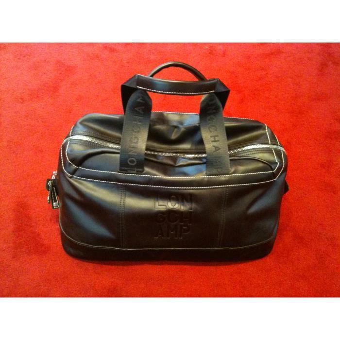 bagages business sac porte documents longchamp cavalier en cuir cho f  lon