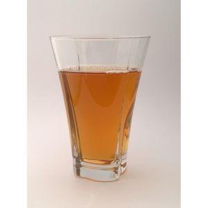 Verre à eau - Soda 6 Verres à jus et Soda - Gobelet - Cocktail -  340
