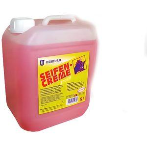 SAVON - SYNDETS Savon liquide Rosé - bidon de 5 litres