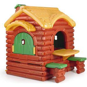 MAISONNETTE EXTÉRIEURE FEBER Maison de Jardin Woodland Cottage