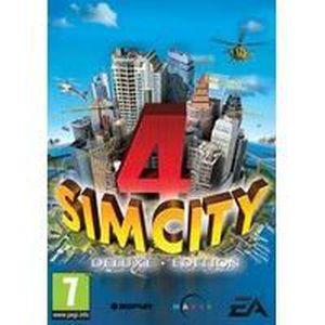JEUX À TÉLÉCHARGER SimCity 4 Deluxe Edition (Mac)