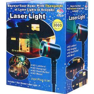 Projecteur laser ext rieur no l achat vente projecteur for Projecteur noel exterieur gifi