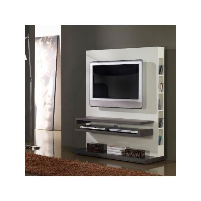 Meuble tv design vision achat vente meuble tv meuble tv design vision - Cdiscount meuble tv design ...