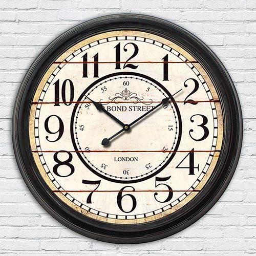 Horloge murale hall de gare londres achat vente for Horloge murale de gare
