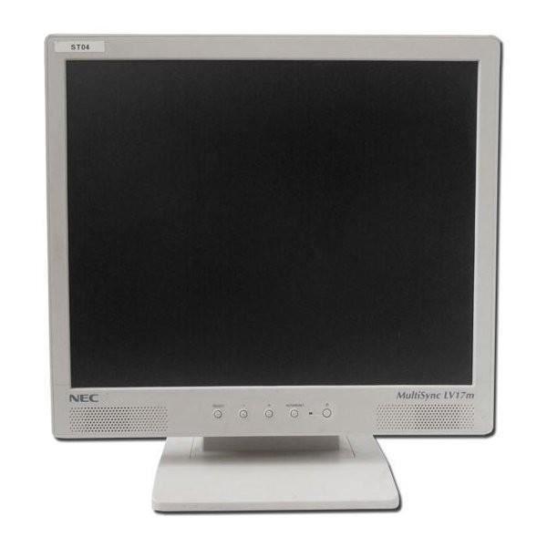 Nec lv17m ecran lcd 17 achat vente ecran ordinateur for Ecran photo nec