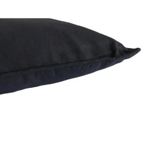 Coussin pour dossier canape achat vente coussin pour - Coussin pour canape noir ...