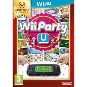 JEUX WII U Wii Party U Select Jeu Wii U