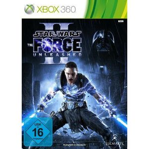 JEUX XBOX 360 Star Wars : the Force Unleashed 2 [import allem…
