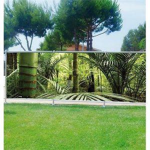 brise vue jardin pvc achat vente brise vue jardin pvc pas cher cdiscount. Black Bedroom Furniture Sets. Home Design Ideas