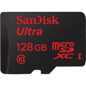 CARTE MÉMOIRE D'origine SanDisk 80 mb/s classe 10 128 gb 64 gb 3