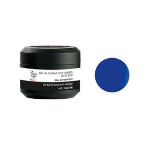 GEL UV ONGLES Gel de couleur pour ongles UV & LED Color it - blu