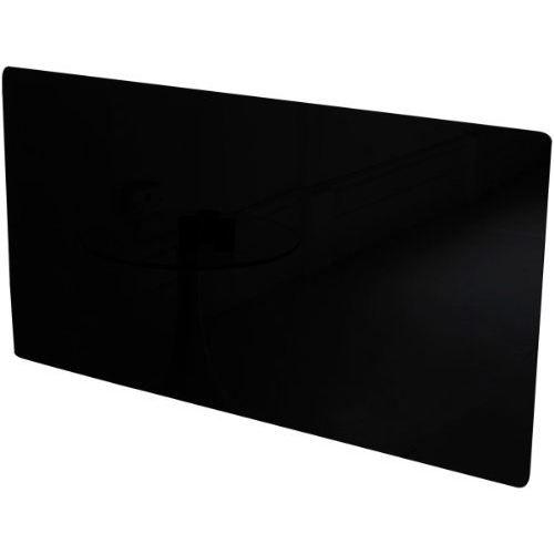 the vitreo plaque de radiateur verre noir achat vente pi ce chauffage clim aucune. Black Bedroom Furniture Sets. Home Design Ideas