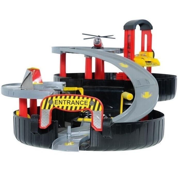 circuit jouet de garage 2 etages pneu achat vente. Black Bedroom Furniture Sets. Home Design Ideas