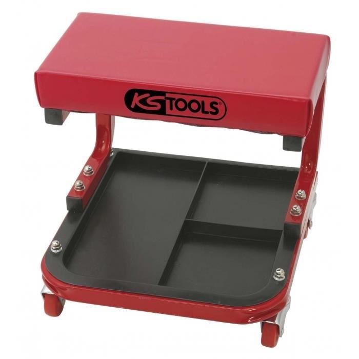 tabouret sur roulettes ks tools achat vente chariot de garagiste tabouret sur roulettes ks t. Black Bedroom Furniture Sets. Home Design Ideas
