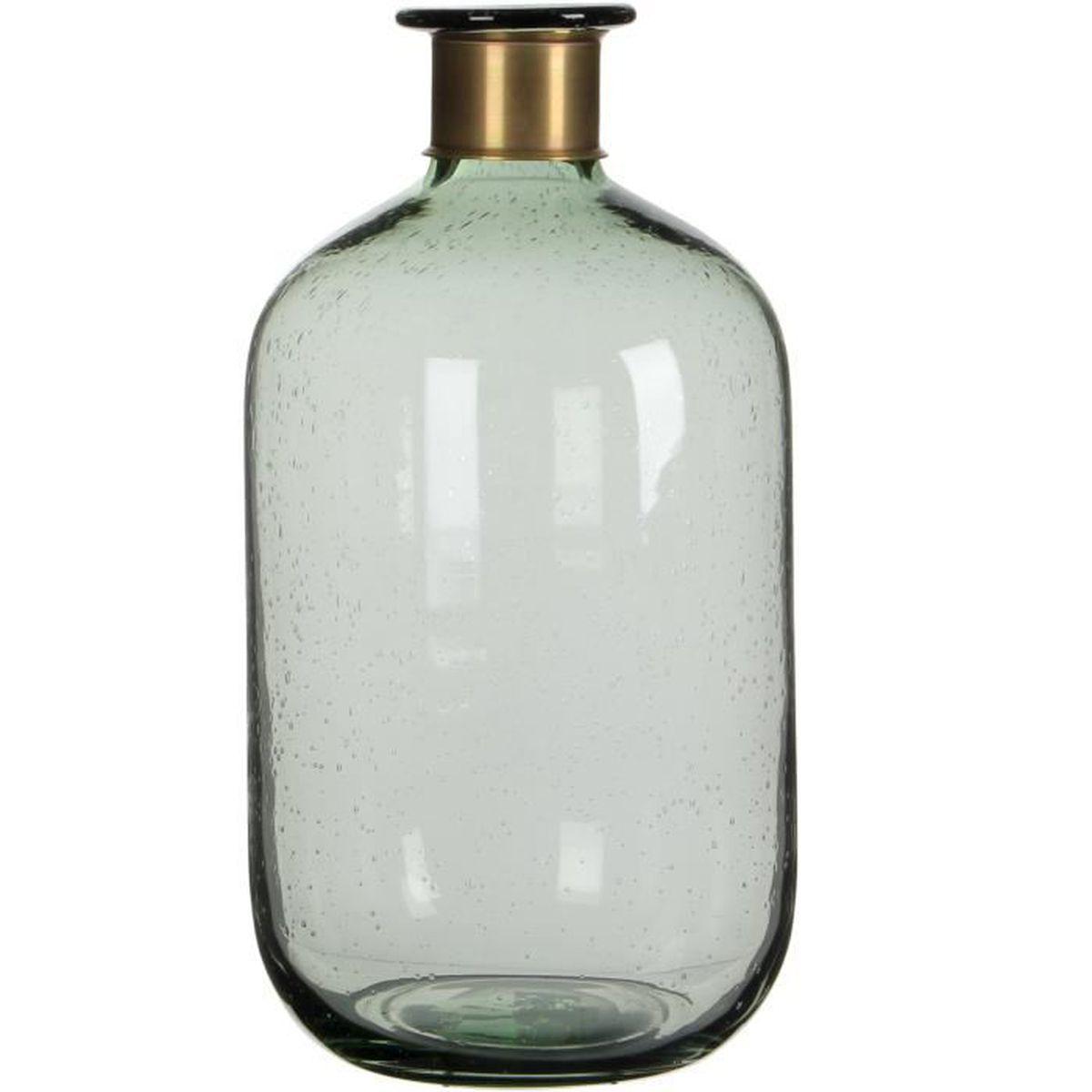 vase coupe cloche achat vente vase coupe cloche pas cher les soldes sur cdiscount. Black Bedroom Furniture Sets. Home Design Ideas