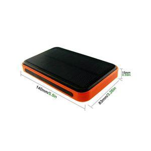 Type de batterie pour panneau solaire