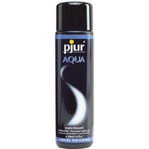 ACCESSOIRES SENSUELS Pjur Aqua 100ML à base d'eau Bodyglide  lubrifiant