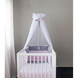 Voile de lit bebe achat vente voile de lit bebe pas cher cdiscount - Ciel de lit baldaquin ...