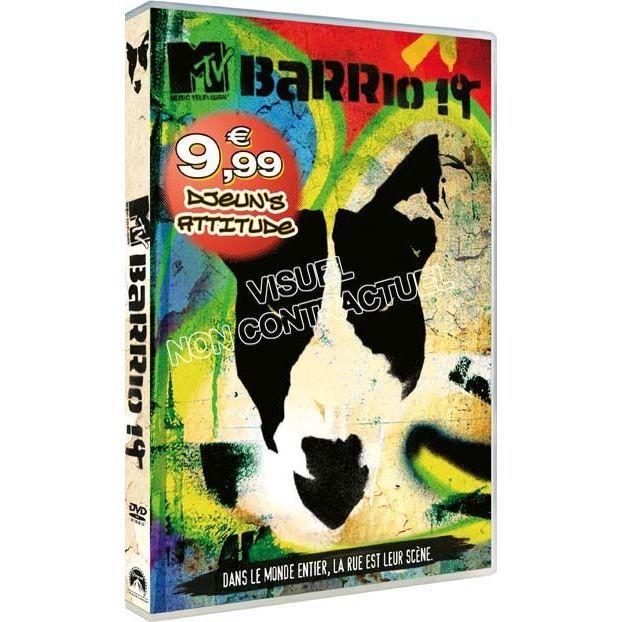 dvd barrio 19 en dvd documentaire pas cher cdiscount. Black Bedroom Furniture Sets. Home Design Ideas