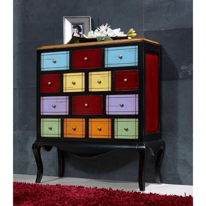 Meuble de couleur meilleures images d 39 inspiration pour - Couleur des alpes meubles ...