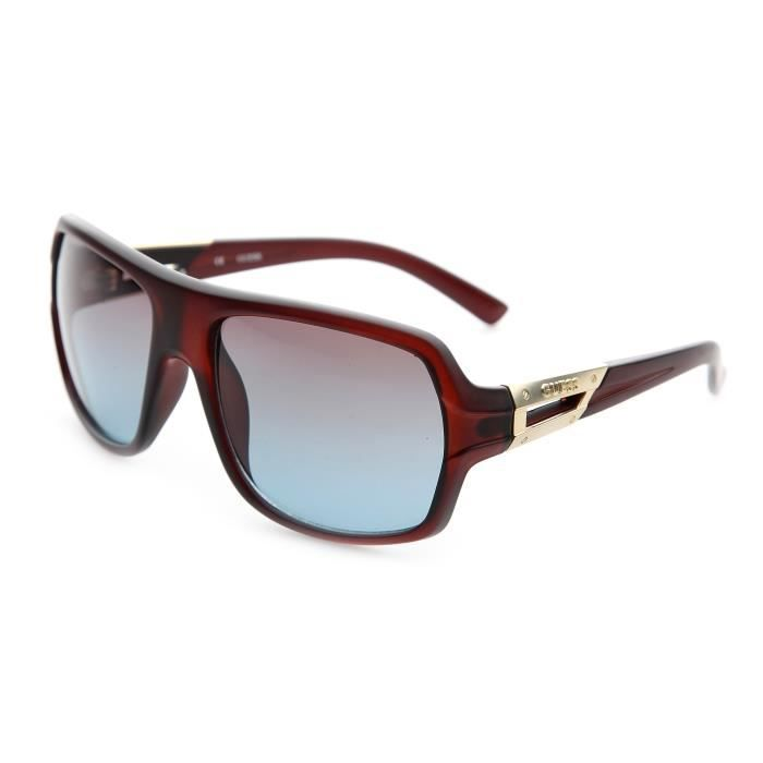 lunettes de soleil guess hommes achat vente lunettes de soleil homme adulte cdiscount. Black Bedroom Furniture Sets. Home Design Ideas
