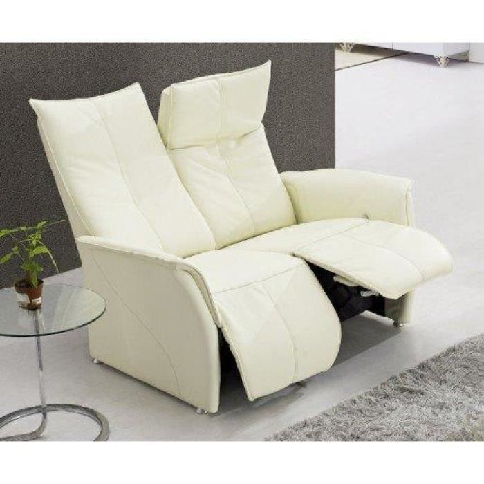 Canap cuir relax lectrique pictures to pin on pinterest for Canape relax electrique cuir